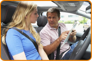 Automatic Driving Lessons Egham